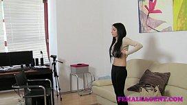 FemaleAgent HD Gymnast flexible...