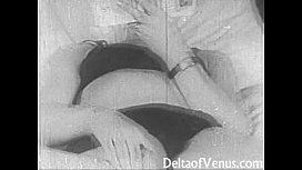 Vintage Erotica 1950s - Voyeur...