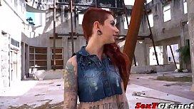 Sheena Rose - First Anal...