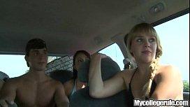 Mycollegerule Amateur Tits Showing...