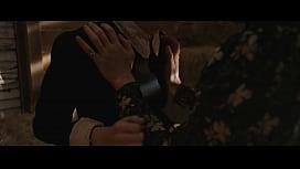 Kristen Stewart Lesbian scene in Lizzie