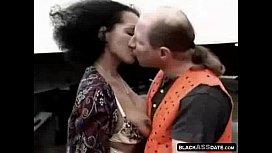 French ebony prostitute...