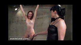 Wasteland Bondage Sex Movie...