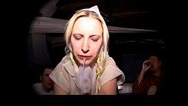 Girls Forced Vomit Puke...