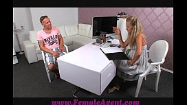 FemaleAgent Stud dissapoints MILF...