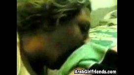Fat Arab slut get...