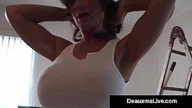Gorgeous Wife Deauxma Takes...