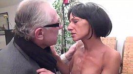 barbara milf and her husband sperm eater
