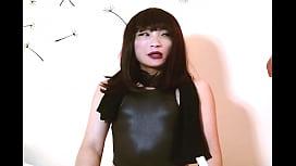 Japanese shemale instructor yuki...