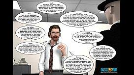3D Comic: Uninhibited. Episode...