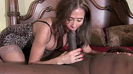 HotWifeRio horny brte wife gives black guy a nice slow blowjob hpornstar