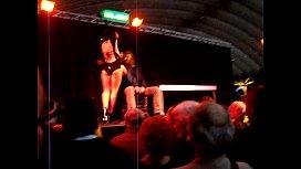 Baaby Jess - Strip to nude show - Er ...