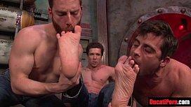 Trenton Ducati Feet Compilation...