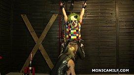 Kinky Norwegian MonicaMilf is...