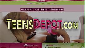 Blonde Teen Enjoys Hardcore Sex With Big Cock