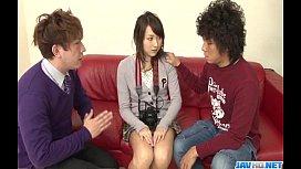 Shiori Uta craves for...