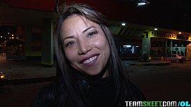 OyeLoca Latina babe Christina...