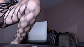 Stockings Black / webccam / pies / Alizee Sanzeth