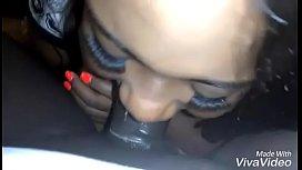 Freaky BBW Sucking Dick In Columbus GA Hotel super head blowjob