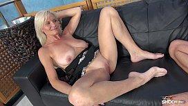 Very horny hot MILF...