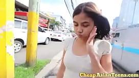 Money Talks - Picking Up Filipina From A Shopping Mall - CheapAsianTeenscom