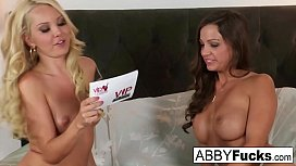 Aaliyah Love interviews Abigail...