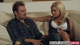 Hot Blonde Riley Steele...