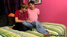 Lucky James has Kyler...