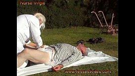 Nurse Virgie change un...