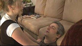 Hot Wife Turns Husband...