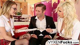 Vyxen Steel shares a...