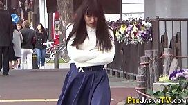 Japan teen pussies filmed