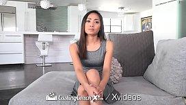 CastingCouch X Asian petite...