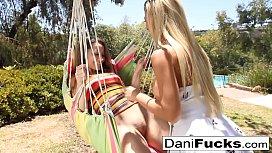 Dani Daniels has some...
