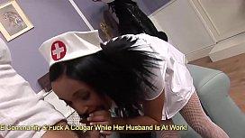 Exotic Nurse Romana Ryder...