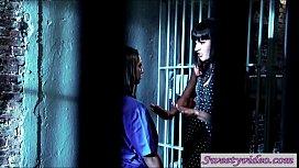 Sara Luvv finds lawyer...