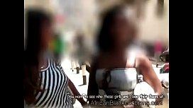2 Ghanaian hotties make...