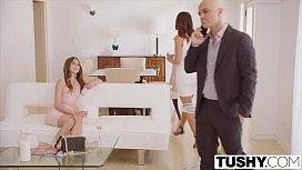 TUSHY Riley Reid and...