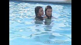 Isabella y Pamela PussySpace...