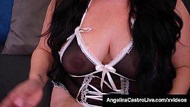 BBW Cuban Maid Angelina...