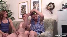 Mutter und Stief-Schwester...