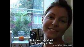 Lucie Theorodova - audition - 1h...