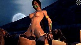FapZone / Jade Mortal Kombat...