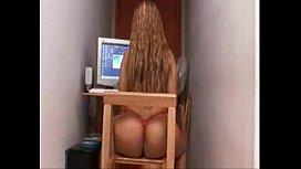 Luana's big ass...