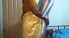 Tamil aunty telugu aunty...