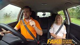 Fake Driving School Sexual...
