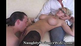 Swinger Wife Shares Her...