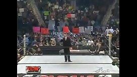 Extreme bikini contest involving Kelly Kelly and Torrie Wilson. ECW 2006.