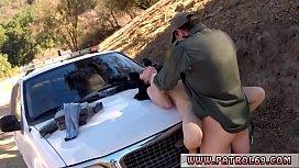 Cop handjob black blowjob...