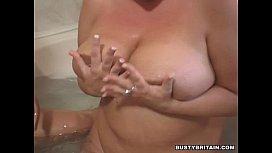 Two Big Tits Lesbians...